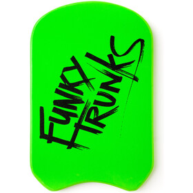 Funky Trunks Kickboard, verde